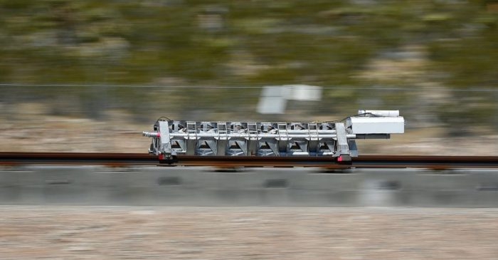 Hyperloop or Bullet Train? In Texas, you may not have to choose