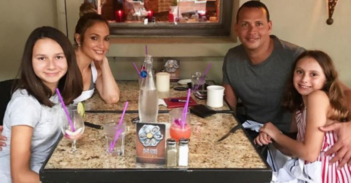 A-Rod's daughters love their dad even more now that he's dating J.Lo