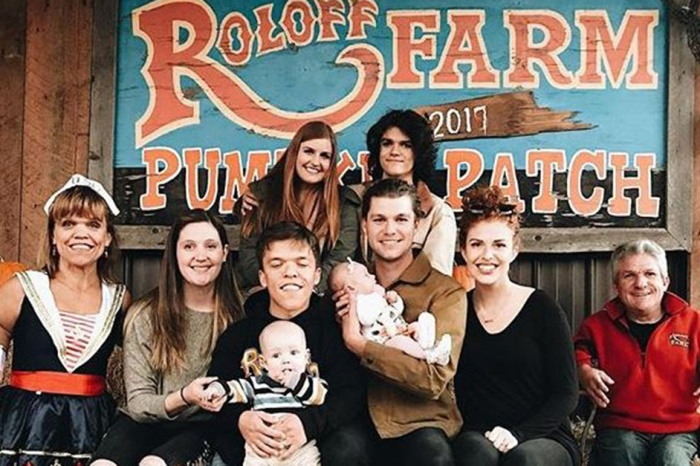 The Roloff babies are really enjoying their first time at the family's annual pumpkin patch
