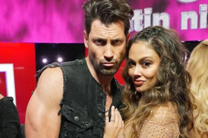 """After a week of rumored drama, Vanessa Lachey and Maks Chmerkovskiy are """"back to normal"""""""