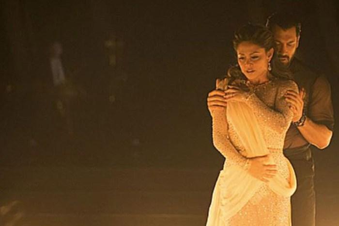 "Maks Chmerkovskiy is ""proud"" of Vanessa Lachey following their emotional ""DWTS"" performance"