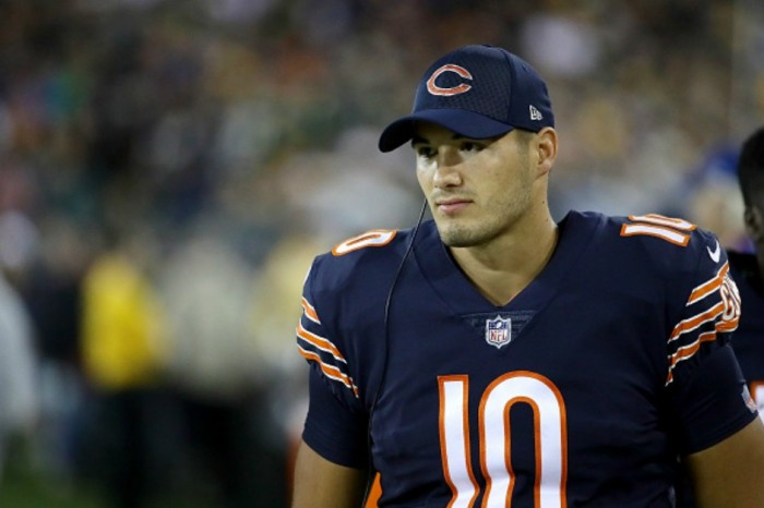 The Chicago Bear's have made a big decision about their starting quarterback