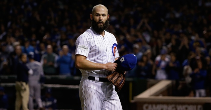 Sports agent Scott Boras has a strong vision in mind for his pitcher Jake Arrieta