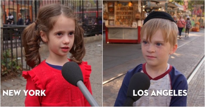 Hilariously feisty children settle the New York vs. Los Angeles debate once and for all