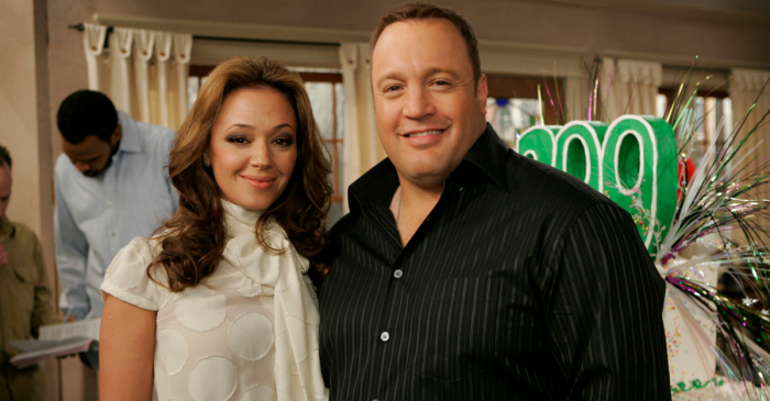 "Leah Remini defends her arrival on ""Kevin Can Wait"" after an icy reception from fans"