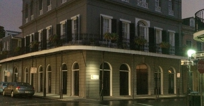 """The gruesome tale of """"the most haunted house in New Orleans"""""""