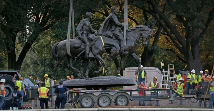 Dallas officials threatened for removing Lee, but they aren't the only Texas city cutting Confederate ties