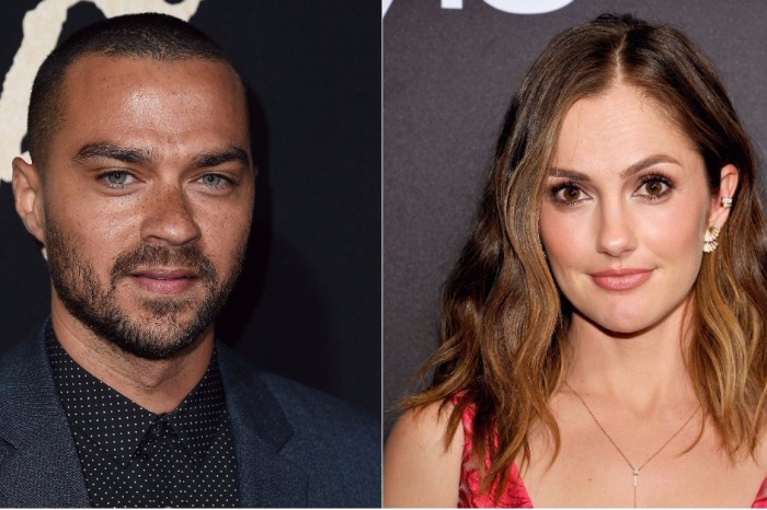 Jesse Williams's new girlfriend shuts down rumors that she broke up his marriage