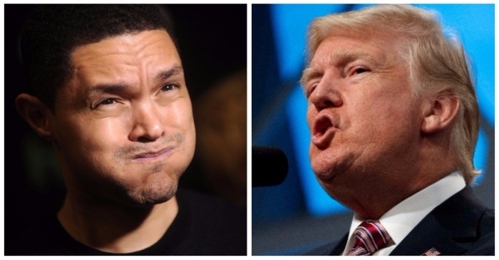 President Trump tweets about NFL protesters again, but Trevor Noah shut him down