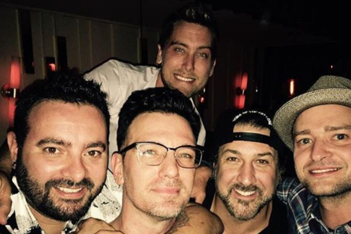 Joey Fatone's response to whether *NSYNC could reunite at the Super Bowl will get your hopes up