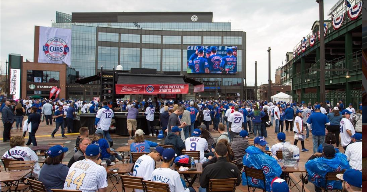 The new Park at Wrigley is more than just a glorified backyard