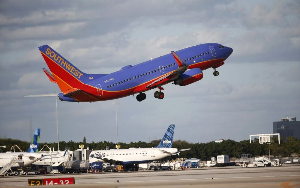 Southwest's latest sale is offering flights out of Midway for as low as $49