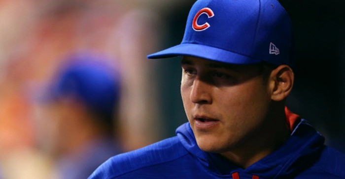 12-year-old cancer patient had signed Anthony Rizzo photo stolen from hospital