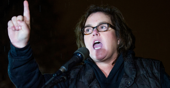 """Devastated"" Rosie O'Donnell is seriously concerned she won't survive Trump's presidency"