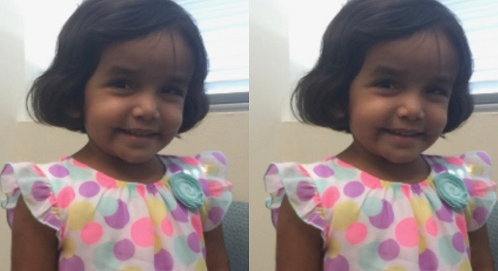 Punished for a tantrum, a 3-year-old Texas girl is still missing after she was sent to stand in an alley