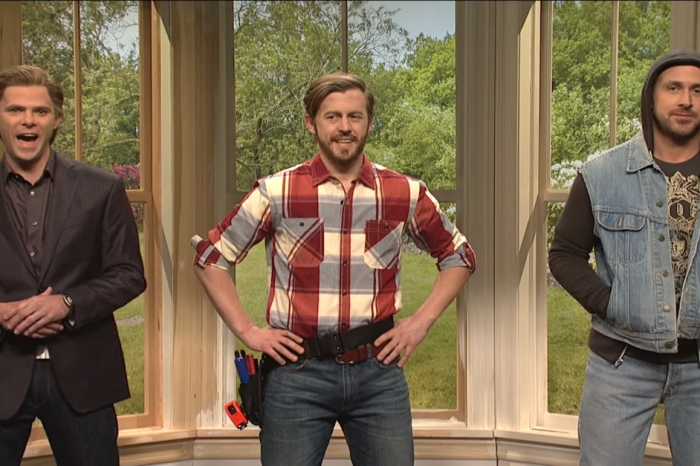 """SNL"" Briefly Turned into HGTV When Ryan Gosling Became the Third ""Property Brother"""