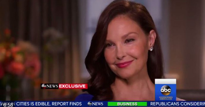 Ashley Judd's strong faith helped her find this message for Harvey Weinstein
