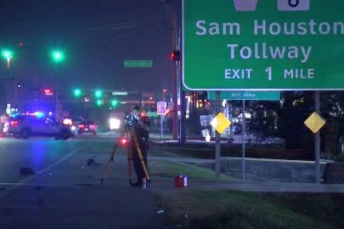 Authorities shared a gruesome update on the woman killed in Thursday's Hwy 249 hit-and-run
