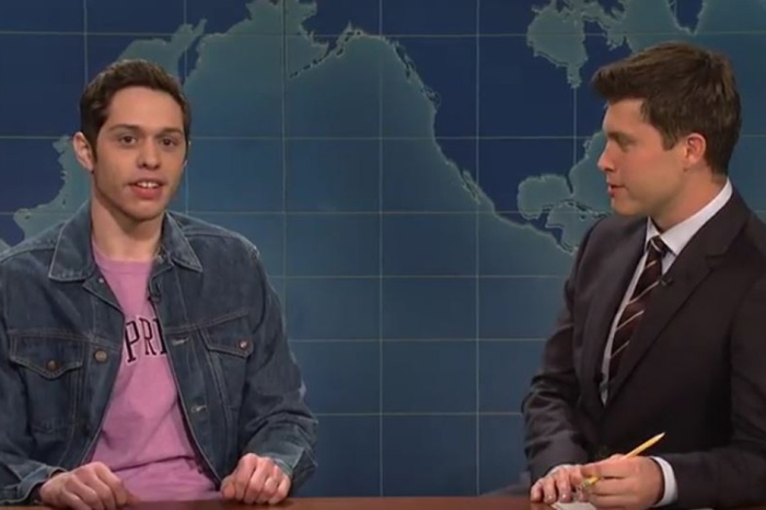 "Comedian Pete Davidson opens up about his mental health on ""SNL"""