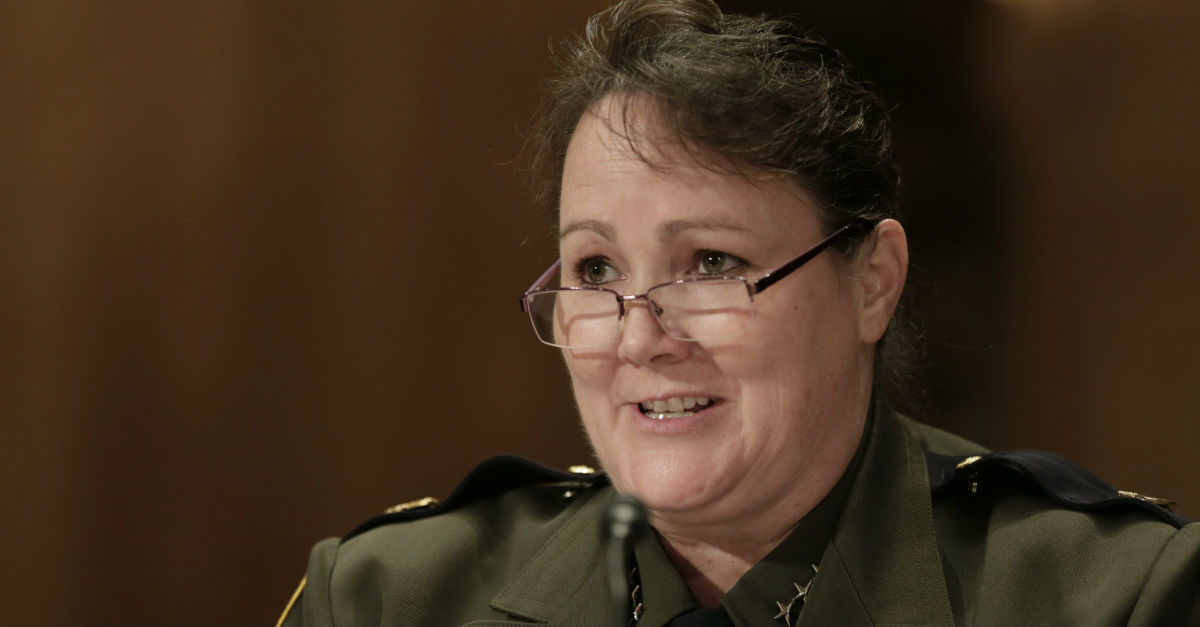 "The first woman to head the Border Patrol says agents feel ""empowered"" under President Trump"