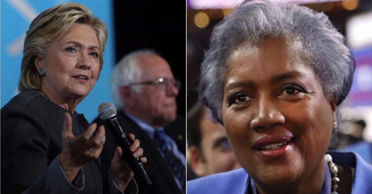 Donna Brazile's new book exposes once-secret truths about Hillary Clinton's health, says writer