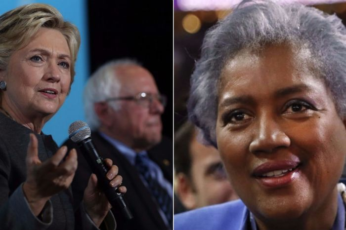 "Former DNC chair shares ""proof"" that the Democratic primary was rigged for Hillary Clinton"