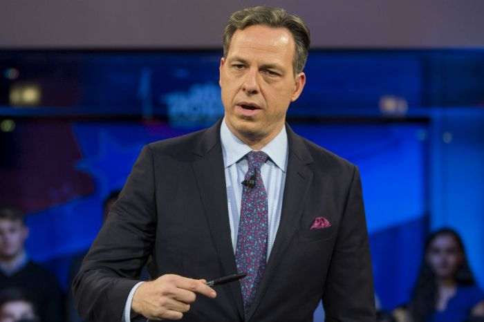 """Absolute clownshow"" — Fox News faces backlash for misquoting Jake Tapper on NYC terror"
