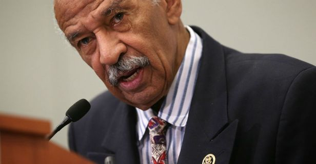 John Conyers steps down… and then insults our intelligence by endorsing his son
