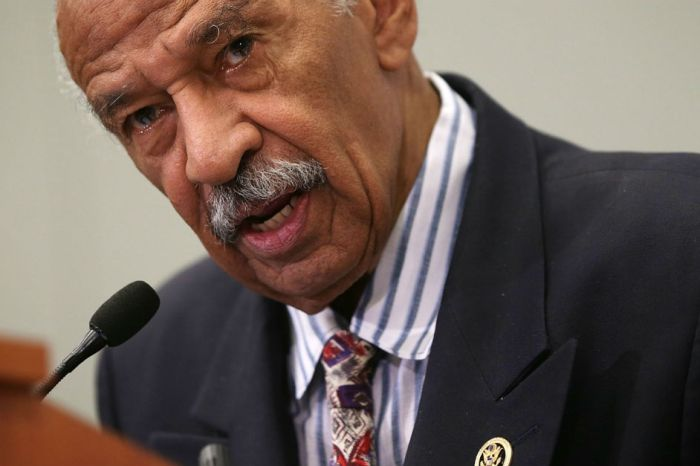 Scandal around Rep. Conyers leaves some wondering about a possible double standard
