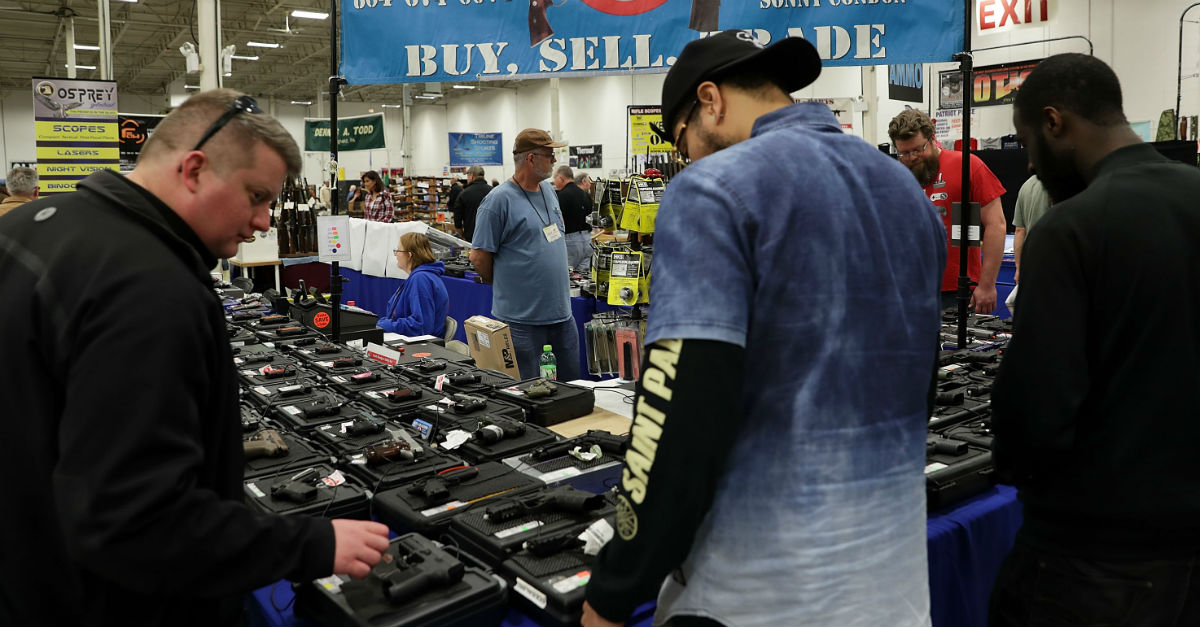 Americans set a new record on Black Friday, and we definitely still love our 2nd Amendment
