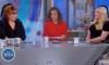 Joy Behar, Meghan McCain