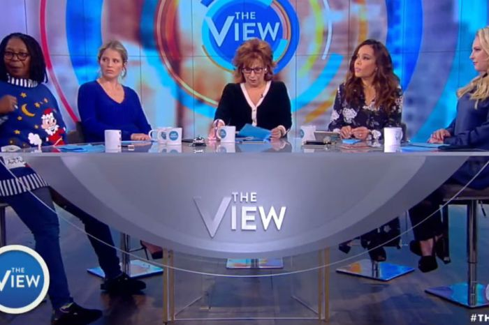 """The View"" had a segment about understanding Trump supporters and you have to see what they came up with"