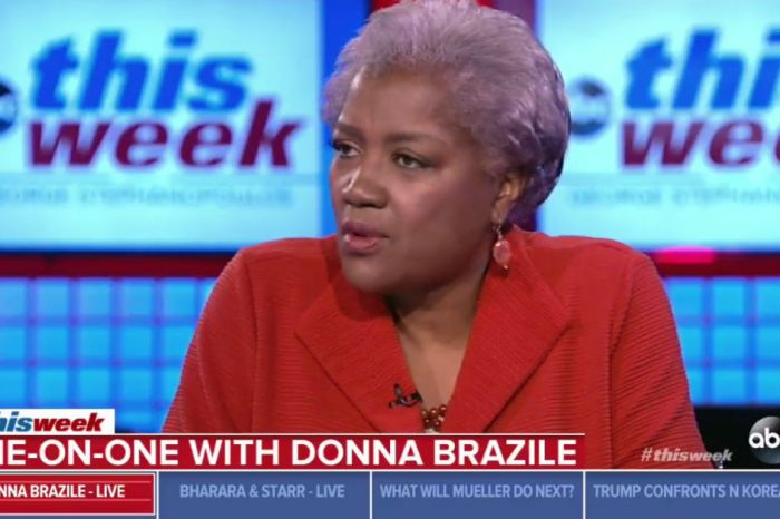 "Donna Brazile changes her story on the ""proof"" of a Democratic primary rigged for Hillary Clinton"