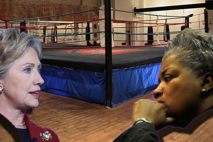 Hillary Clinton diplomatically tells Donna Brazile to get lost after election rigging reveal