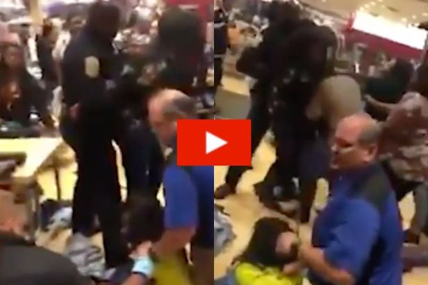 Massive Black Friday Brawl Causes Alabama Mall to Shut Down Early