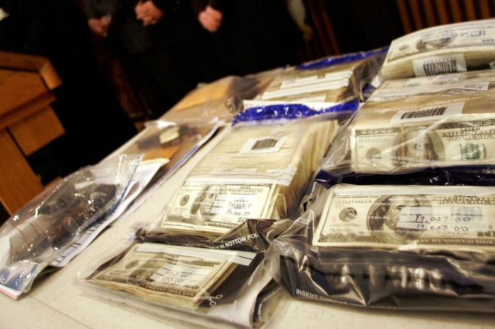Records show these prosecutors gave themselves huge bonuses using asset forfeiture funds