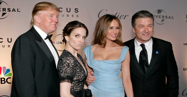 Alec Baldwin makes a bold claim about first lady Melania Trump