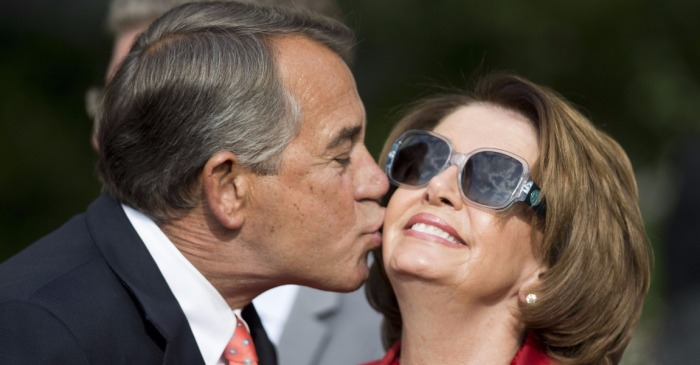 In his expletive-laden rant, Boehner admits he cut deals with Pelosi
