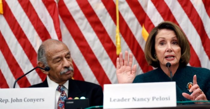 Apparently, Nancy Pelosi only thinks sex crime accusations made against Republicans are worth taking seriously