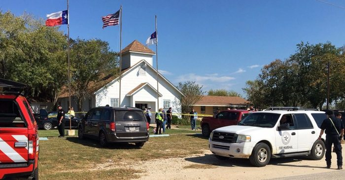 A church neighbor with a gun might have helped stopped further carnage in Sutherland Springs