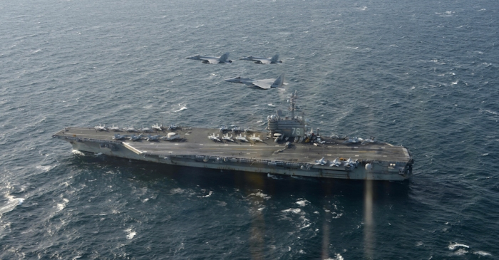 A Navy plane on its way to the USS Ronald Reagan has crashed, and the early signs are not good