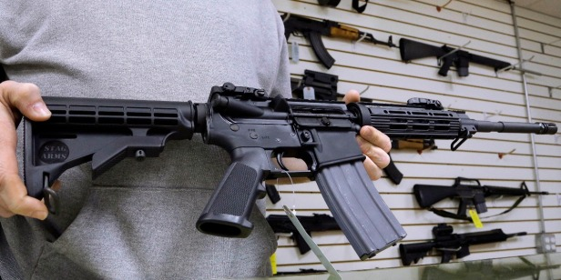 New bills in the Illinois House and Senate could ban the sale assault rifles, require gun store licensing