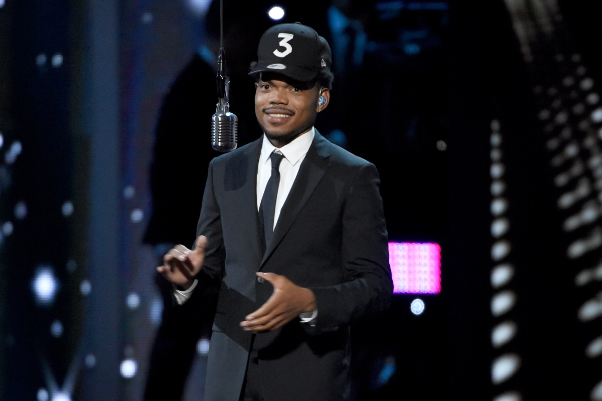 Chance the Rapper scolds Chicago City Council's $95 million police academy plan