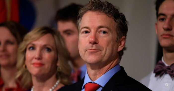 Rand Paul led the Senate fight against renewing warrantless surveillance and won