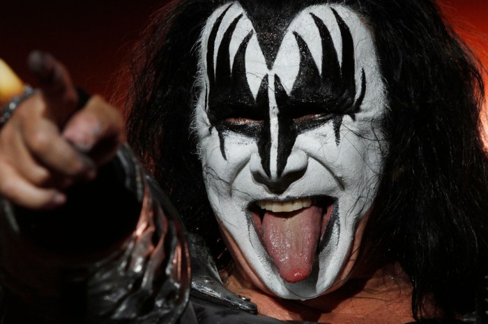 Gene Simmons tells women to kiss being a working mom goodbye