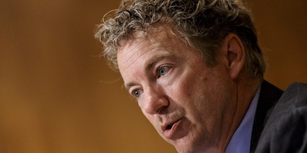 Rand Paul calls for automatic cuts if Congress can't reach budget deal