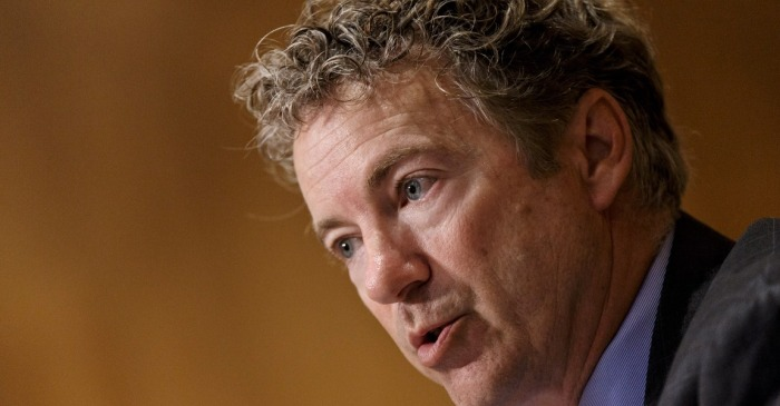 Rand Paul is demanding that individual mandate repeal be included in the tax bill