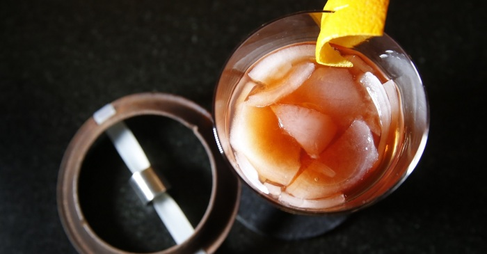 This West Loop cocktail bar was just voted one of the best in the world