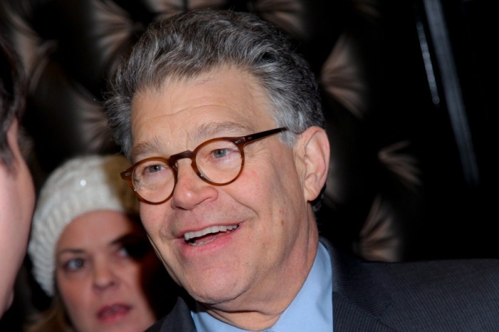This feminist writer thinks Al Franken shouldn't resign simply because he's a Democrat