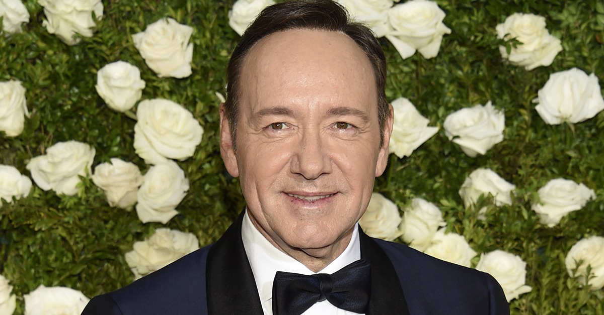 Kevin Spacey seeking treatment as more accusers step forward with sexual harassment allegations